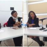 Left to right: Elmer Smith, Barbara Grant, Cherri Gregg and Mustafa Rashed. | Photos courtesy of Felicia Harris.