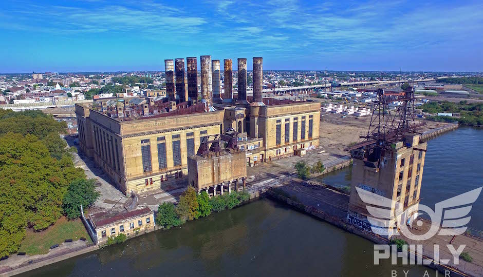 Image by Matt Satell/Philly By Air