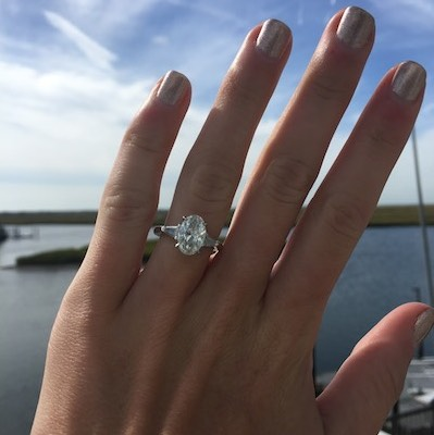 Andi's ring!