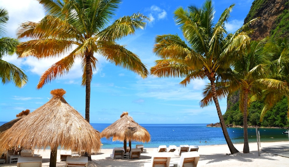 Hello, St. Lucia. Styve Reineck/Shutterstock.com.