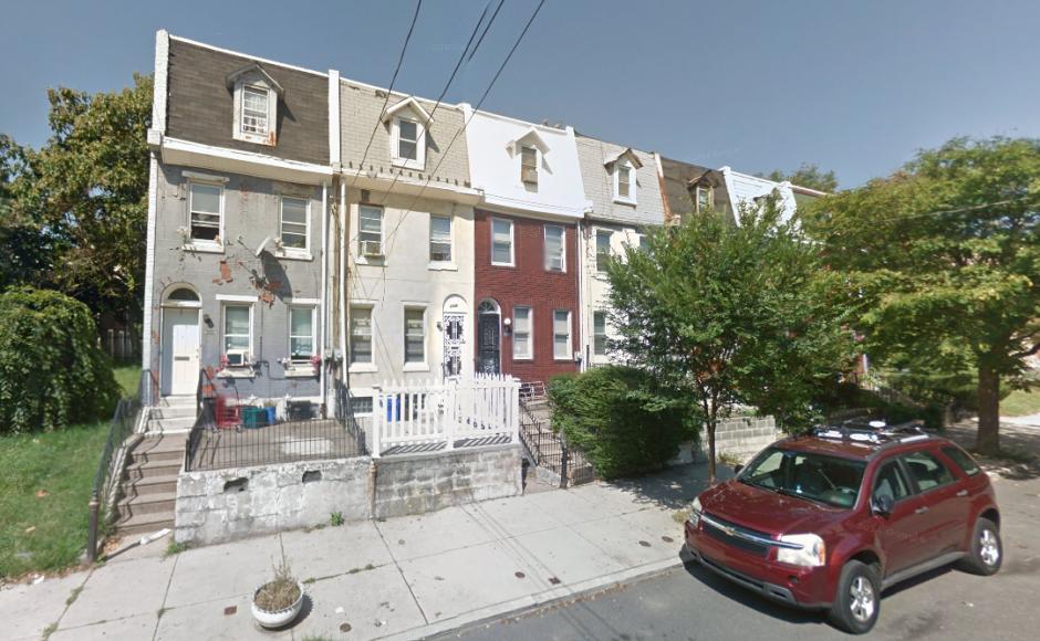 Homes along the 2100 block of North Franklin Street | via Google Maps