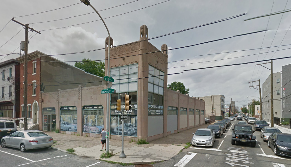 1501 Fairmount Avenue | via Google Street View