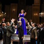 """A scene from """"La Traviata."""""""