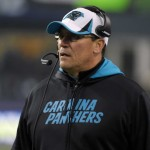 Carolina Panthers Head Coach Ron Rivera. (USA Today Sports)