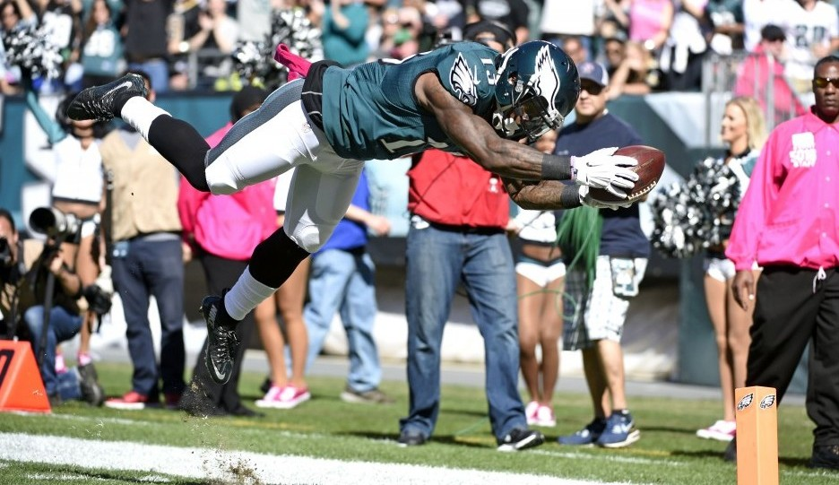 Josh Huff. Photo courtesy of USA Today.