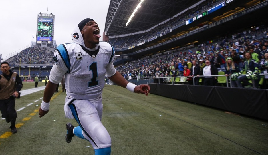Cam Newton. Courtesy of USA Today
