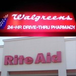 Wallgreens and Rite Aid are reportedly ready to unite.