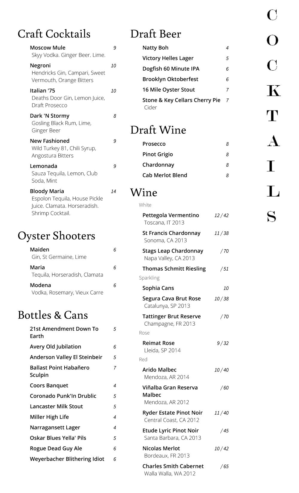anastasi-raw-bar-drink-menu