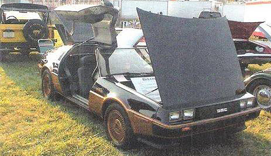 DeLorean for Sale - Glenside