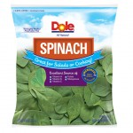 Dole spinach | Photo via FDA