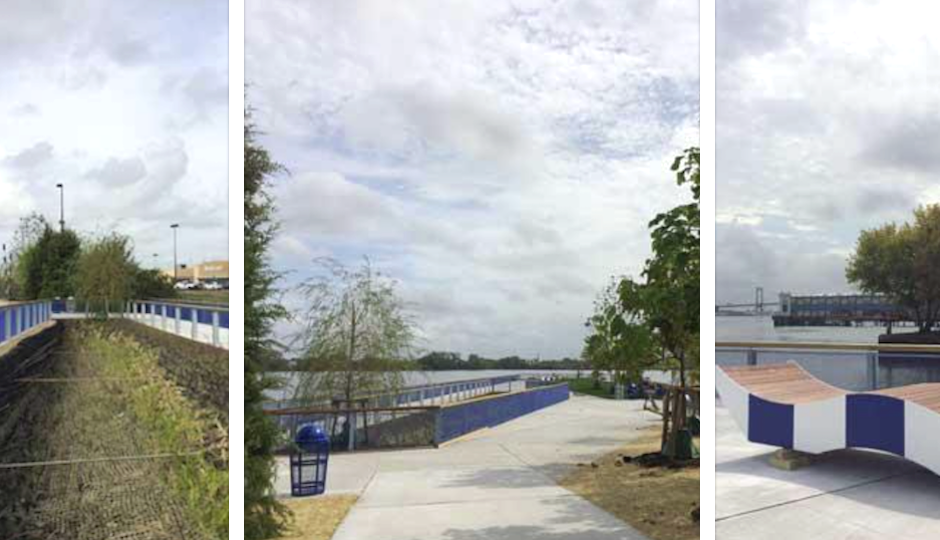 Images courtesy of the Delaware River Waterfront Corporation