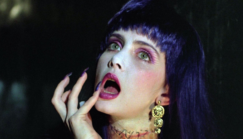 New Jersey-born actress Patty Mullen as Frankenhooker.
