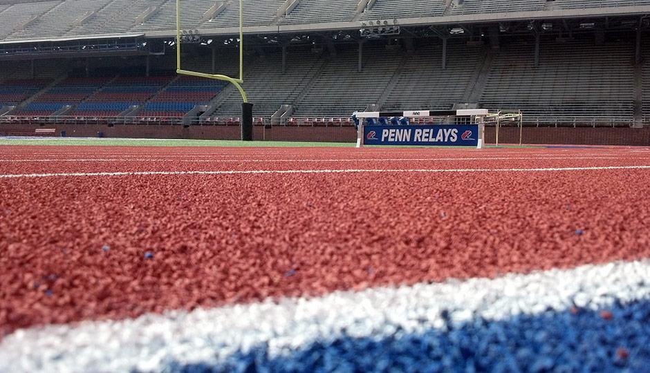 Franklin Field - New Track