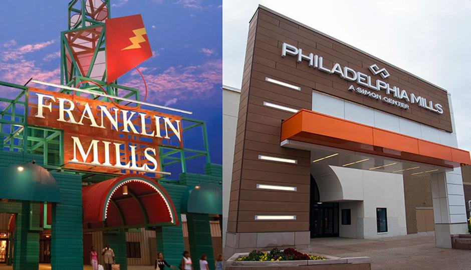 Franklin Mills becomes Philadelphia Mills.
