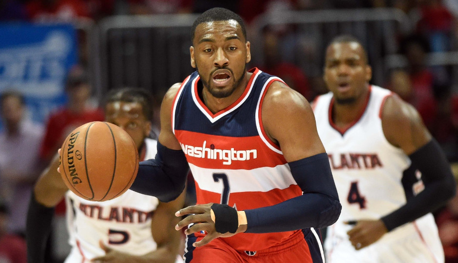The Sixers take on John Wall and the Washington Wizards in preseason action tonight | Dale Zanine, USA TODAY Sports