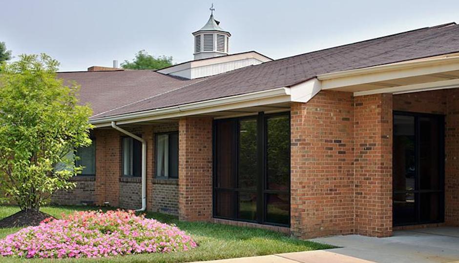 Genesis Healthcare's site on Evesham Road in Voorhees (photo via Genesis Healthcare)
