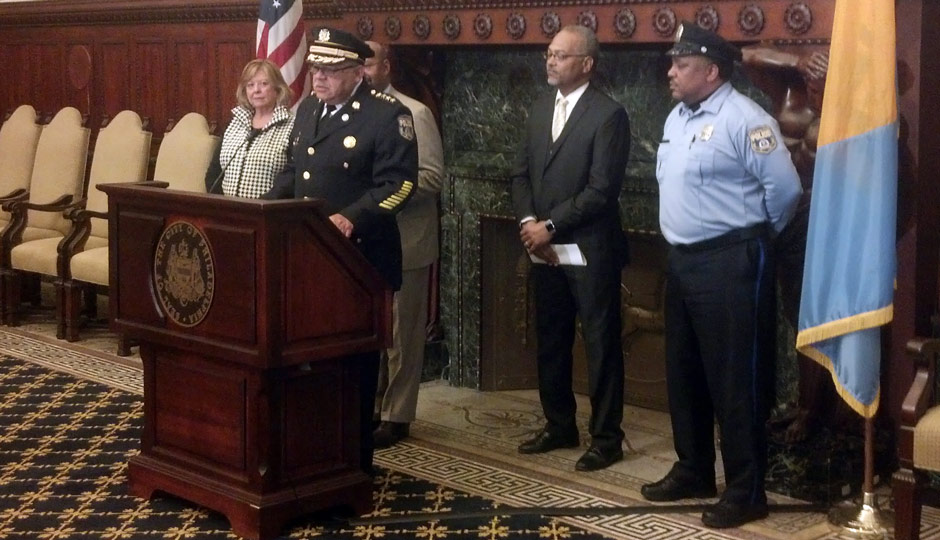 Charles Ramsey police commissioner announces retirement