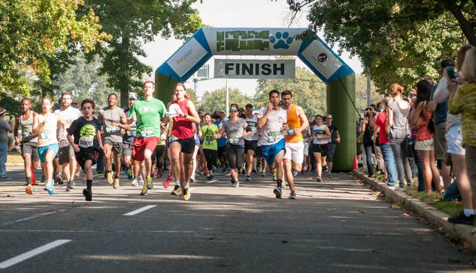 The Rescue Run 5K   Photo via Facebook