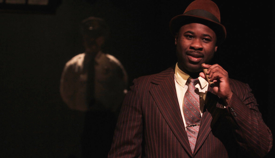 Akeem Davis as Cecil B. Moore | Photo by TK.