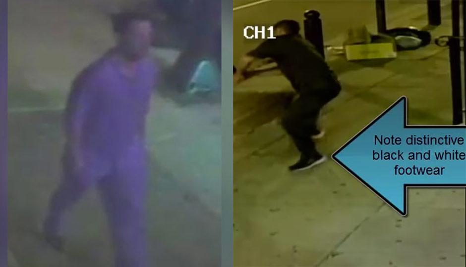 Center City - Gayborhood - assault suspect