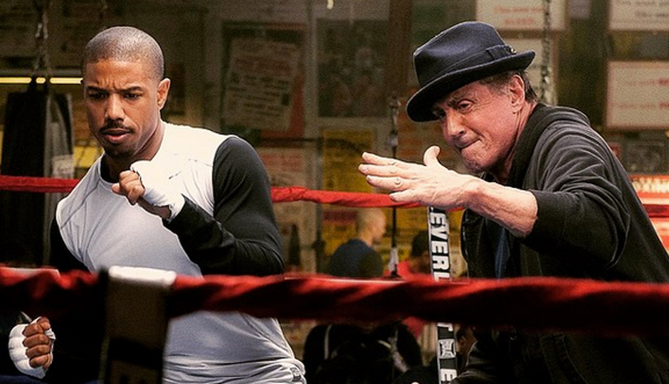 Creed, the Philly-shot seventh installment of the Rocky franchise, debuts nationwide on the 25th.