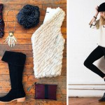 Boho basics and seasonal denim | Images via Instagram