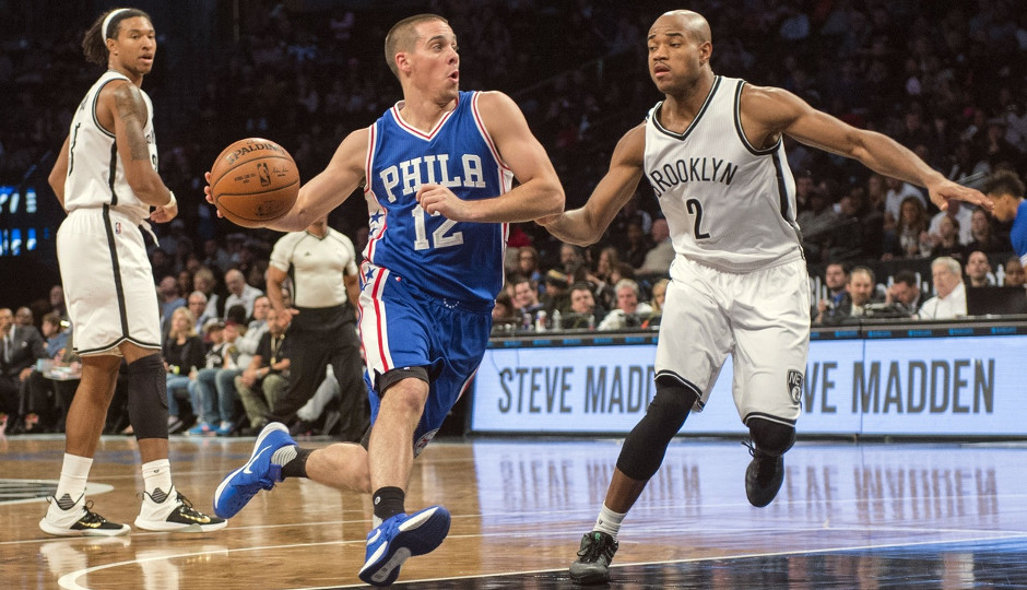 T.J. McConnell, an undrafted rookie point guard out of Arizona, has made the Sixers | Gregory Fisher-USA TODAY Sports
