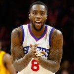 Tony Wroten is one of 6 players vying for the 76ers starting point guard job | Bill Streicher, USA TODAY Sports