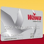 Wawa's new credit card.