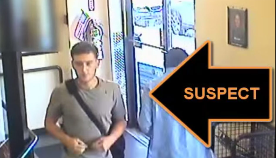 Wawa - Red Bull theft suspect