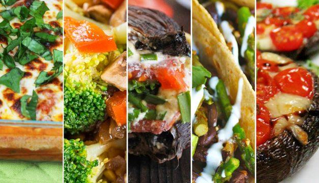 what to eat veggies