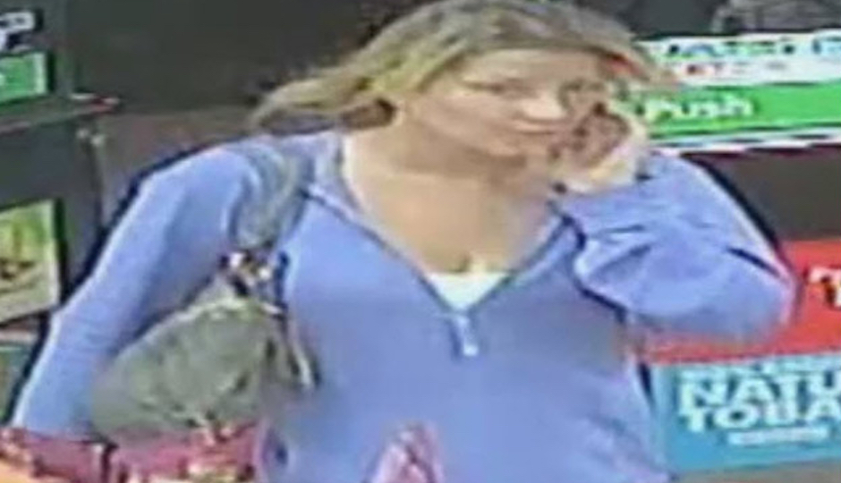 The suspect in the jewelry theft. (Photo via Philadelphia Police Department)