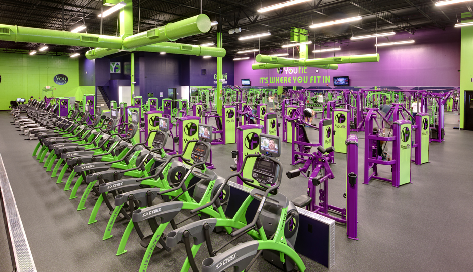 Youfit Gyms | Photo courtesy Youfit
