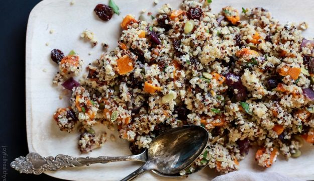 Photo via Joyful Healthy Eats