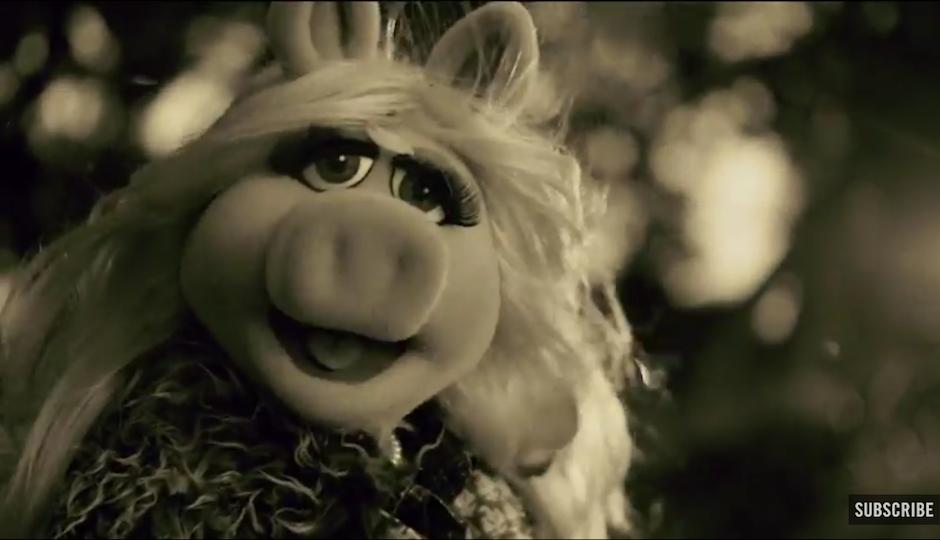 Miss Piggy as Adele
