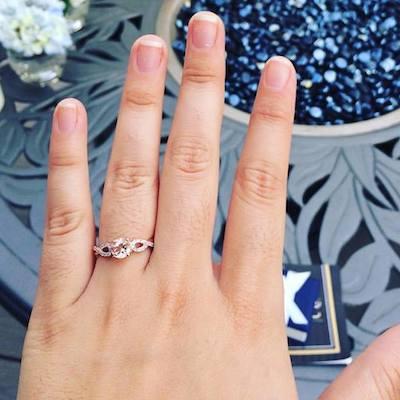 Nikole's ring!