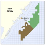 The New Jersey Wind Energy Area from the Bureau of Ocean Energy Management.
