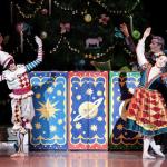 """A scene from the Pennsylvania Ballet's """"The Nutcracker."""""""