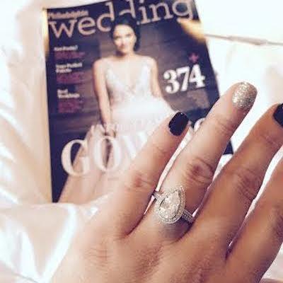 Rachel's ring!