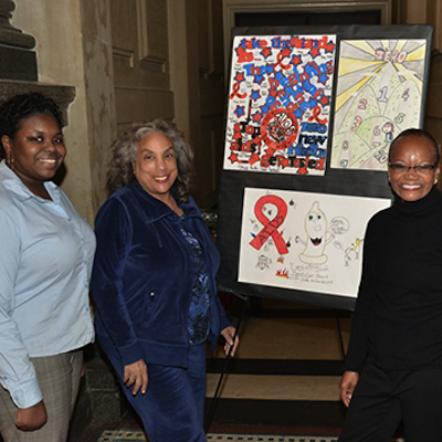From last year's Red Ribbon Awards.