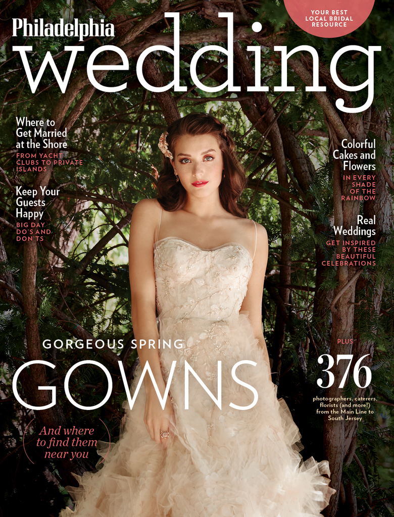 Heres your philadelphia wedding springsummer 2016 sneak peek the new issue is here itll be on newsstands monday december 7th junglespirit Images