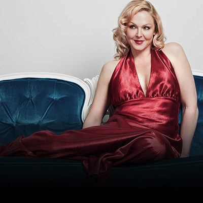 Storm Large will sing from the Broadway songbook at the Rrazz Room.