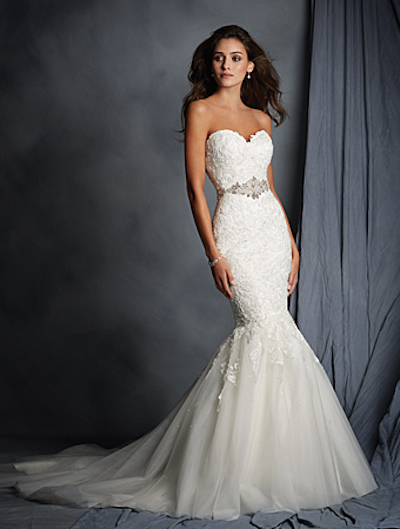 Style 2526 by Alfred Angelo.