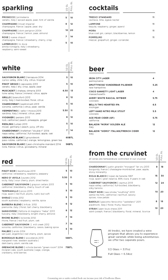 Tredici-Final-Menu-drinks