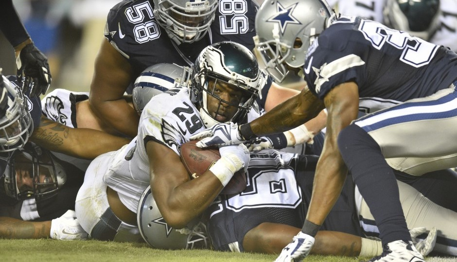 DeMarco Murray. (USA Today Sports)
