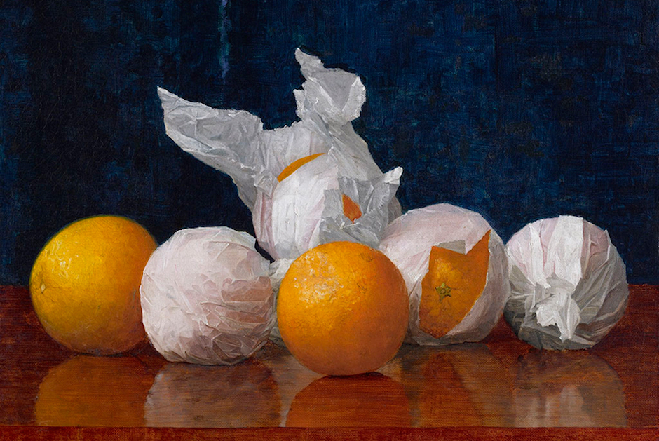 William_J._McCloskey_(1859–1941),_Wrapped_Oranges,_1889._Oil_on_canvas._Amon_Carter_Museum_of_American_Art
