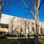 The Barnes Foundation will build an addition to its building's northeast corner that will allow it to expand its restaurant and accommodate more educational programs. | Photo: f11photo / Shutterstock.com