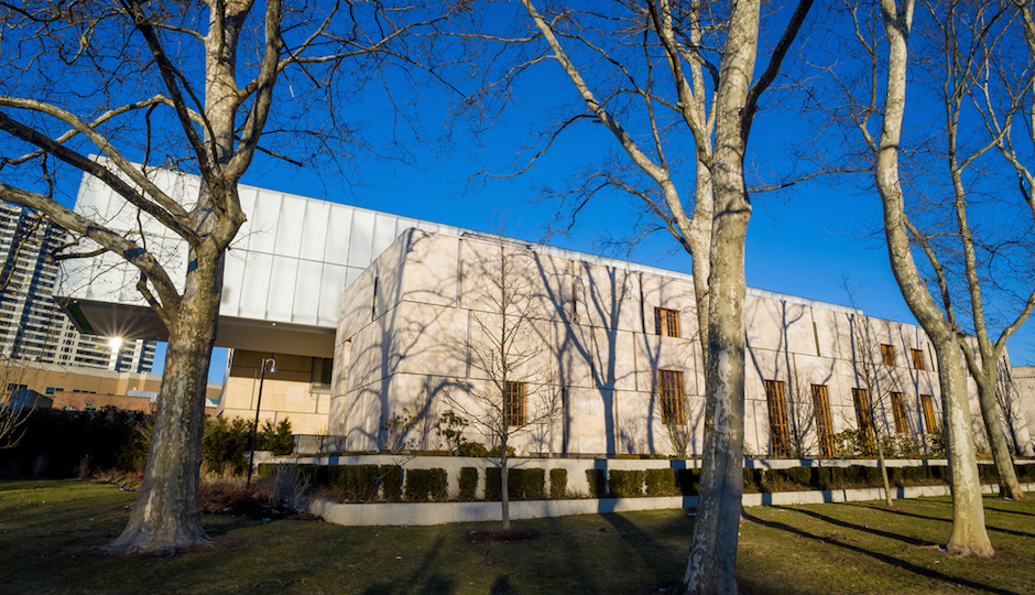 The Barnes Foundation will build an addition to its building's northeast corner that will allow it to expand its restaurant and accommodate more educational programs.   Photo: f11photo / Shutterstock.com