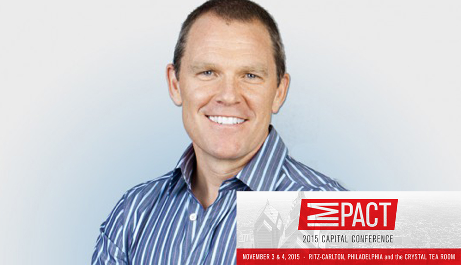Carl Daikeler, the CEO of Beachbody, was in town Monday.