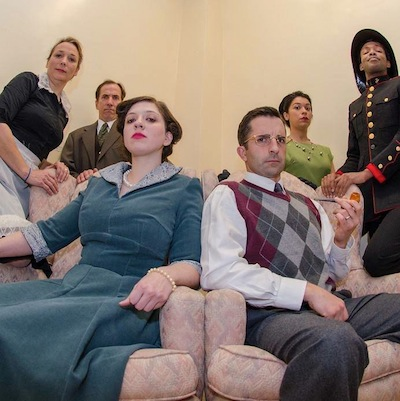 """Curio Theatre Company's """"The Bald Soprano"""" opens this week."""